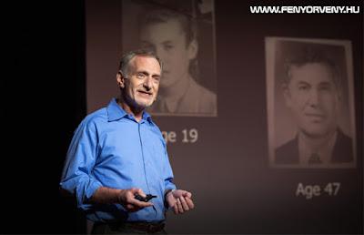 Robert Waldinger: Mi tart bennünket boldogan és egészségesen egy életen keresztül?