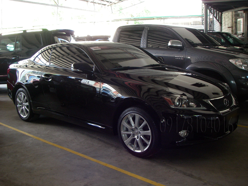 cars for sale in the philippines 2012 lexus is 300c. Black Bedroom Furniture Sets. Home Design Ideas