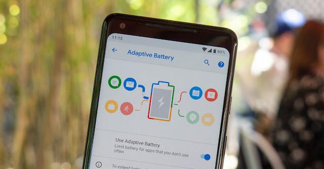 Daya tahan baterai adaptif