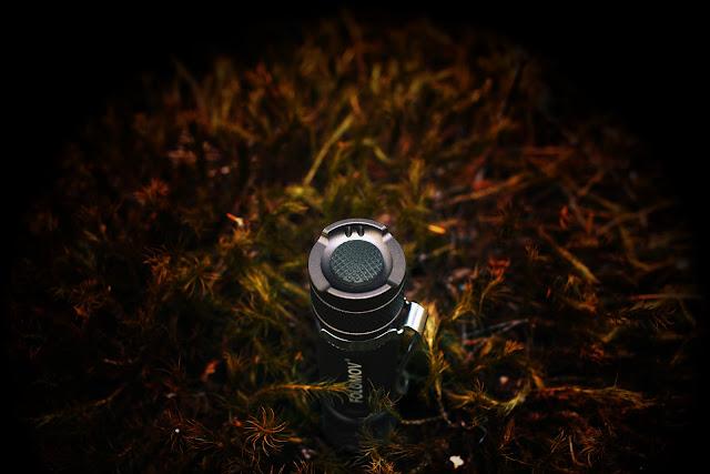 Tylna część latarki Folomov 18650s