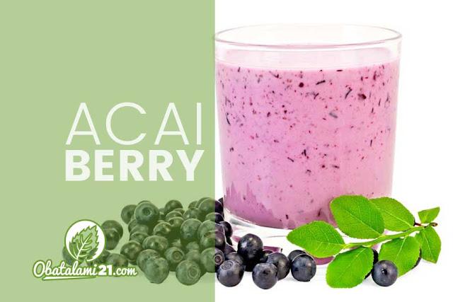 Antioksidan Acai Berry, 10 kali lipat dari Anggur