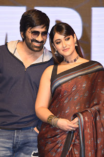 Amar Akbar Antony Pre Release Event Photos Stills - Ravi Teja, Ileana