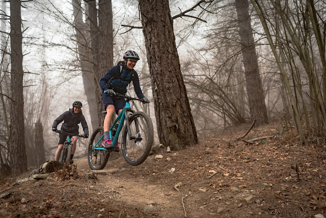 Made for more: Canyon launches Women's-Specific MTB Line