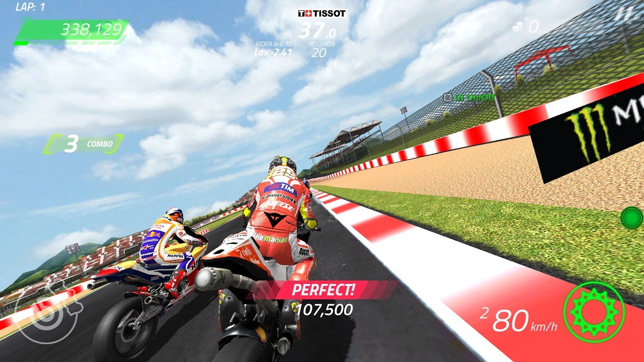 Motogp Race Championship Quest Apk Data Oob For Android Android