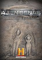 Alienígenas: la ultima evidencia Temporada 1 audio español