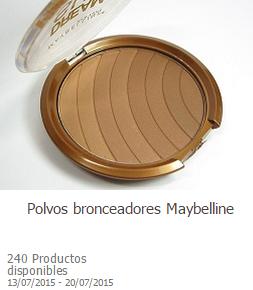 Producto gratis toluna maybelline