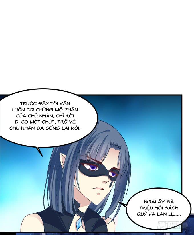 Dụ Hoặc Miêu Yêu chap 203 - Trang 11
