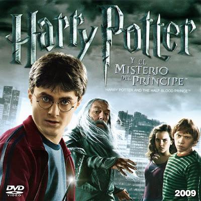 Harry Potter y El misterio del Príncipe - [2009]