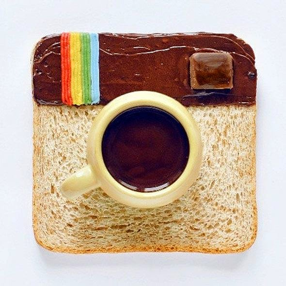 Internet Food Art