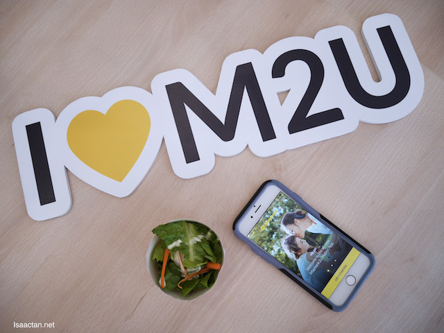 I love M2U :)