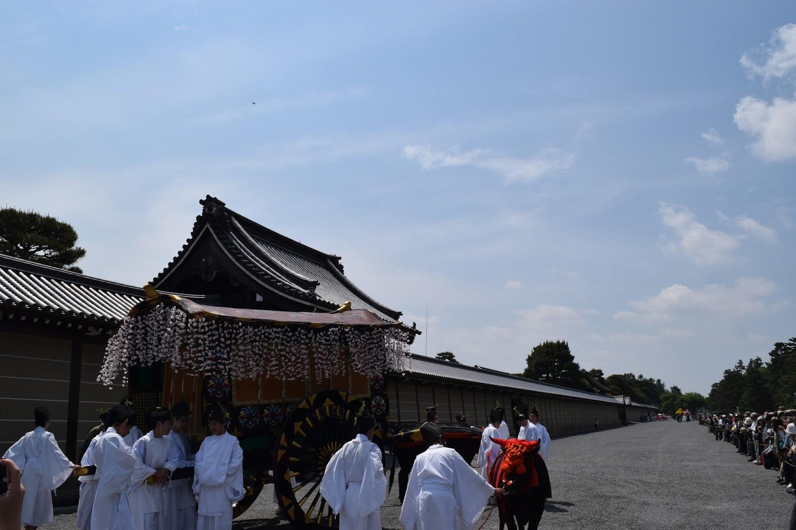 Aoi Matsuri Kyoto