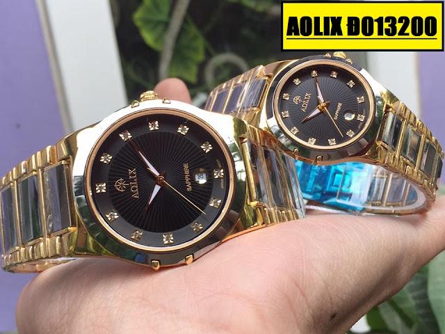 Đồng hồ cặp đôi Aolix Đ013200