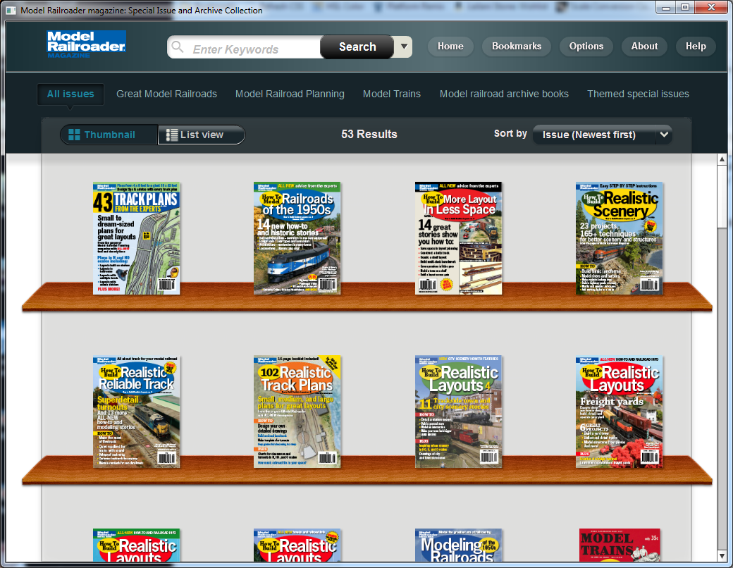 Some Railroad You Ve Never Heard Of Dvd Review Model Railroader Special Issues