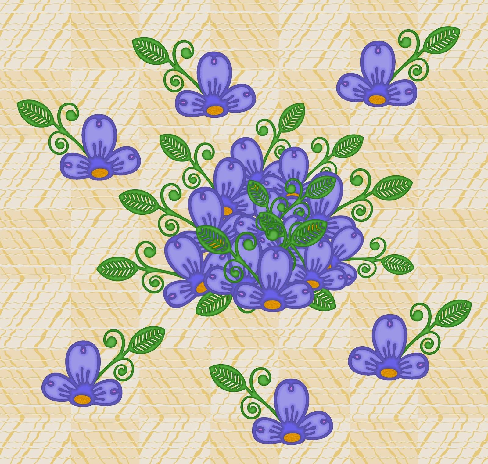 Clipart Blume 6