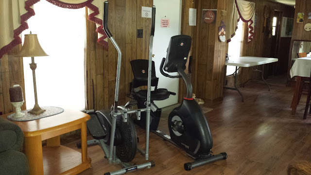 Clubhouse Exercise Machines