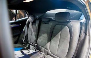Hàng ghế 2 BMW X2