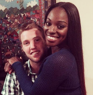 Jack Sock And His Ex Girlfriend Sloane Stephens Hugging Each Other