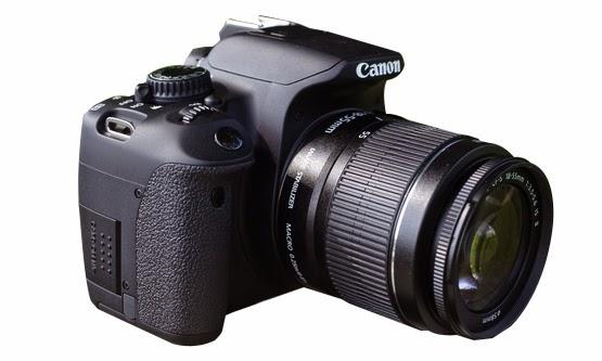 Harga Kamera Canon EOS 650D Terbaru dan Spesifikasi Lengkap