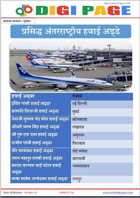 Digi Page-International Airports