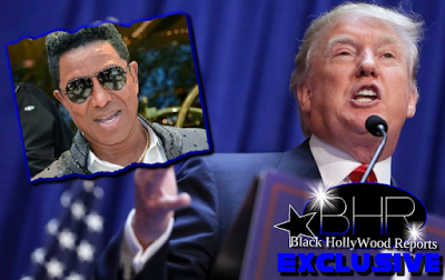 Jermaine Jackson Slams Donald Trump For Talking About Michael Jackson During A Town Hall Meeting