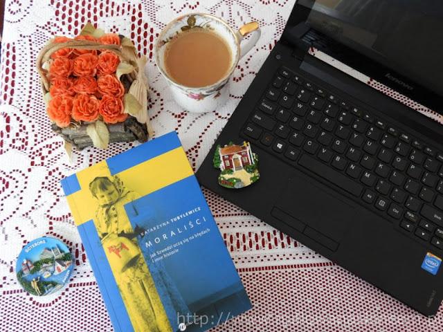 Moraliści - jak Szwedzi uczą się na błędach i inne historie ~ Katarzyna Tubylewicz