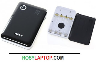 Casing Power Bank Baterai cell 18650 4slot