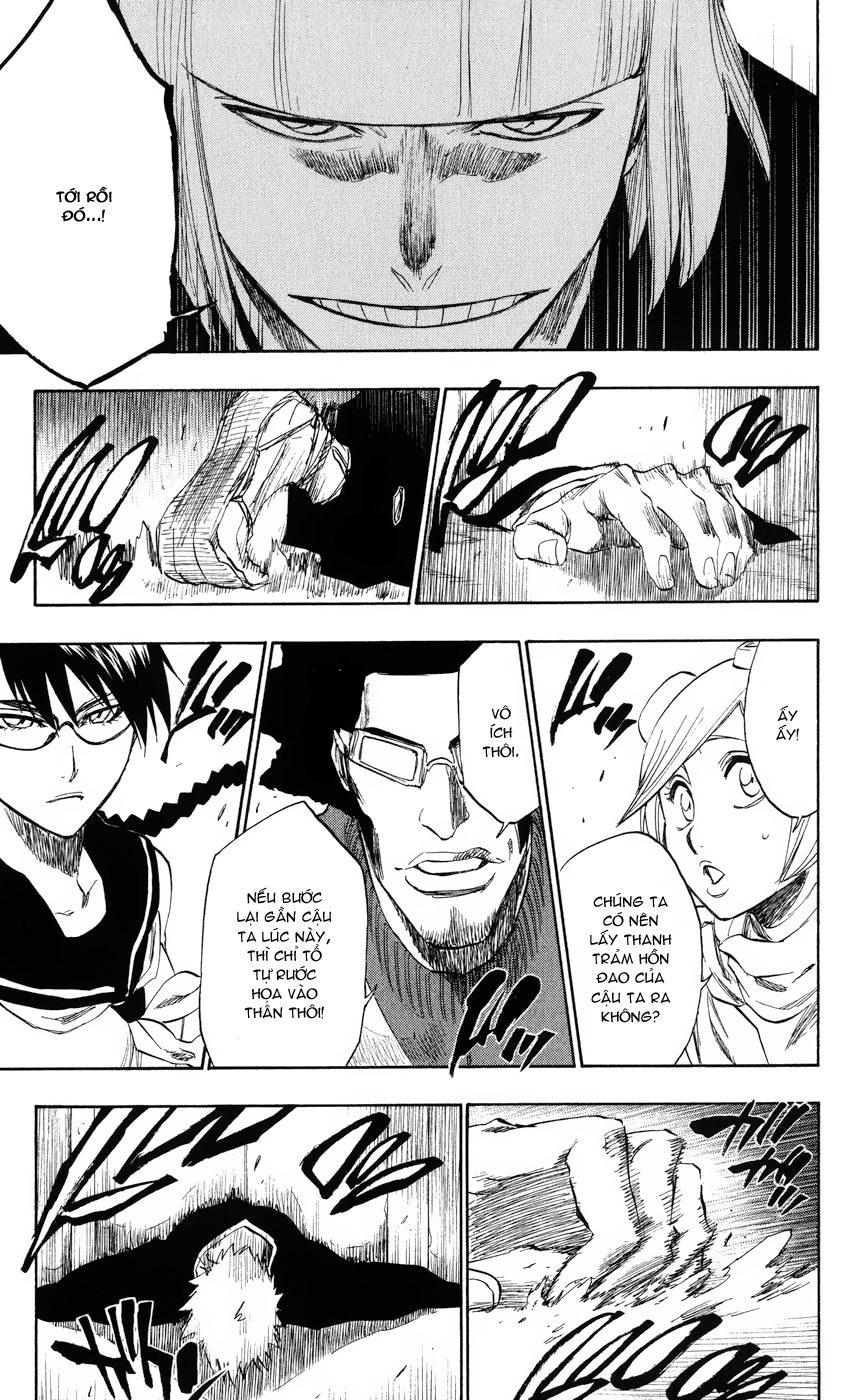 Bleach chapter 218 trang 12