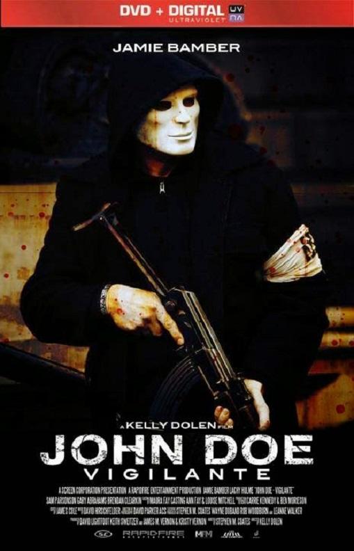 فیلم دوبله : انتقام جان دو John Doe: Vigilante 2014