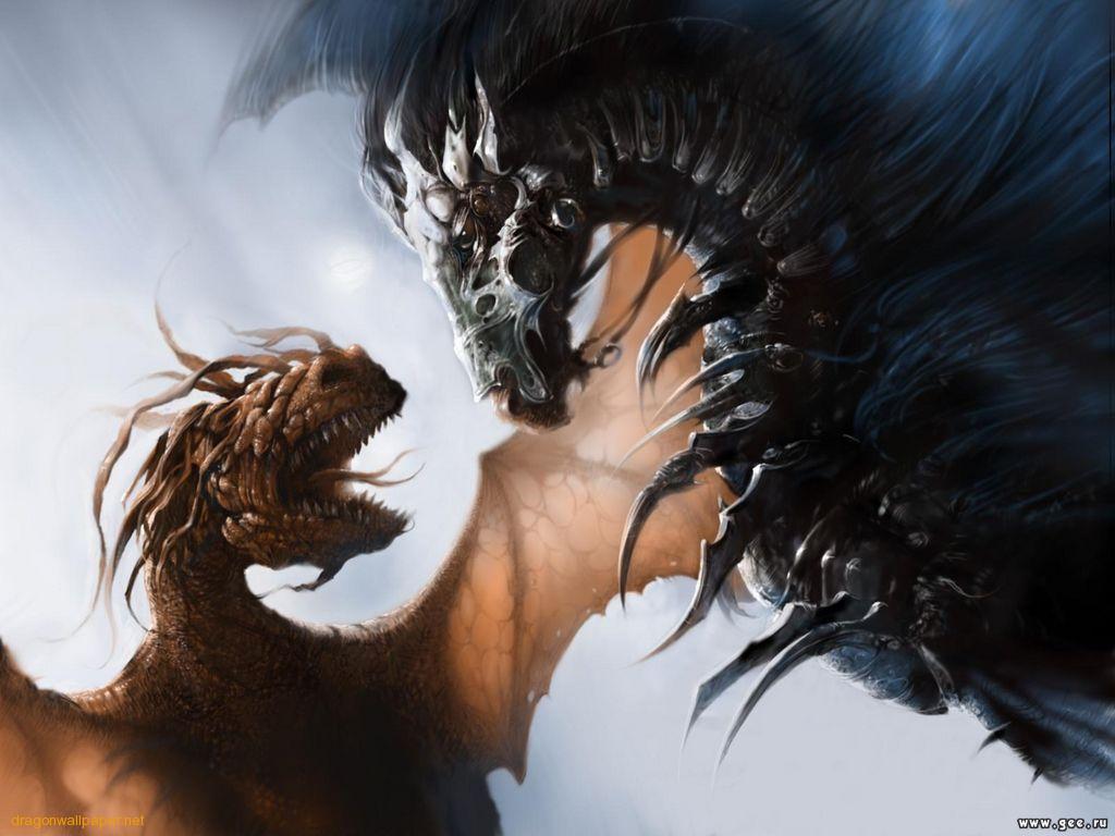 awesome 3d dragon wallpaper - photo #10