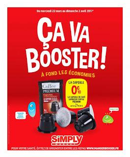 Catalogue Simply Market 22 Mars au 04 Avril 2017