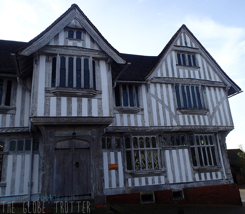 Lavenham in Suffolk