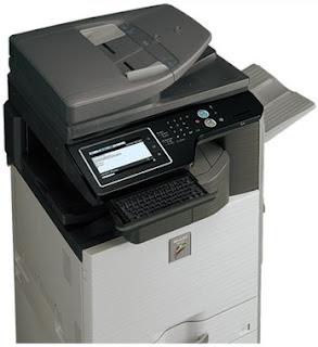 Sharp MX-2615N Scanner Driver Download