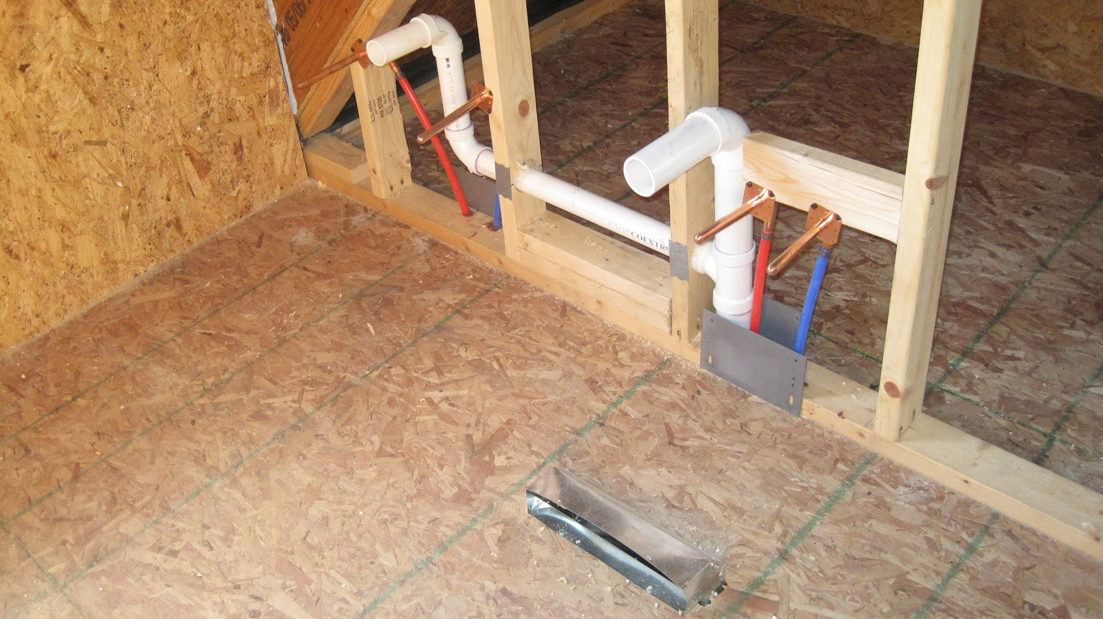Pex Plumbing Diagram Bathroom 1999 Ford F150 Belt I Married A Tree Hugger Inside And Out