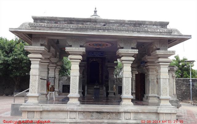 Aarupadi Veedu Temple Besant Nagar