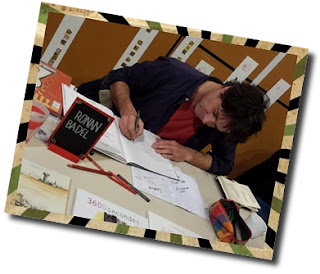 Salon du Livre Jeunesse de Saint-Martin-des-Champ Badel