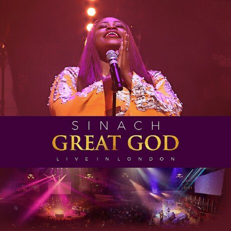 Audio: Sinach Ft. CSO – I Express My Love