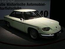 1963-1967 Panhard 24