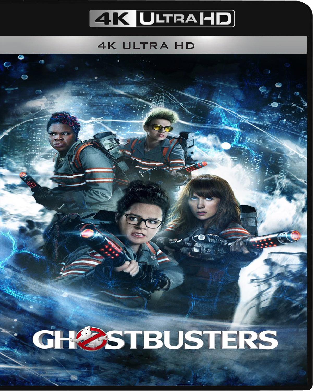 Ghostbusters [2016] [UHD] [2160p] [Latino]