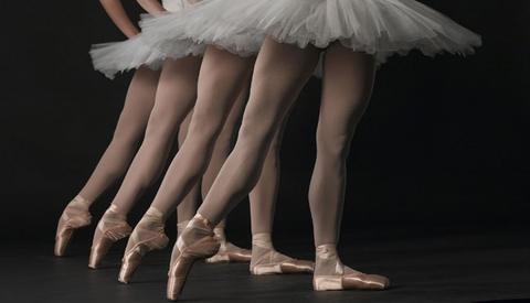 Foot Talk Ballet Pointe Shoes