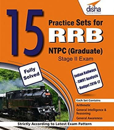 15 Practice Sets Book PDF Download For RRB NTPC Stage 2 Exam - Study