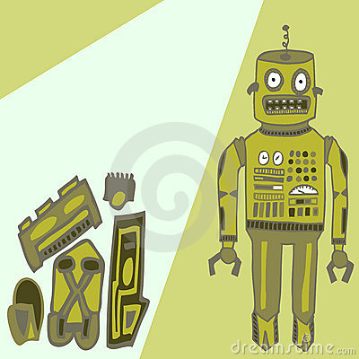 https://www.dreamstime.com/stock-images-robot-template-image9339794#res487314