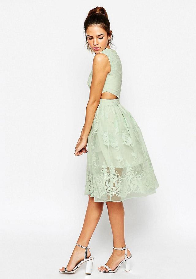 vestido invitada boda blog look outfit wedding guest asos