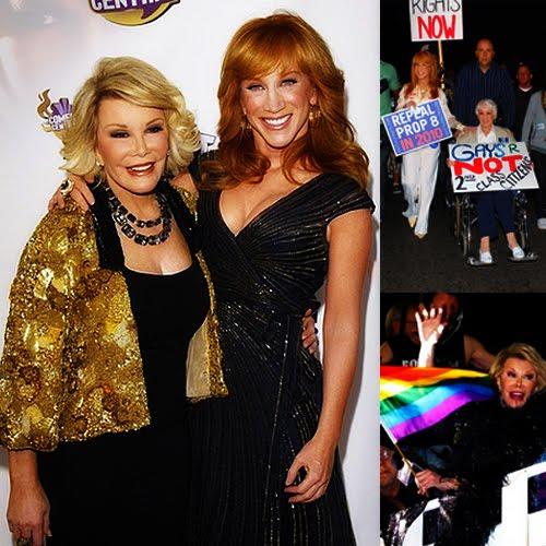 9d5fcc996689d Durante a semana passada fiquei assistindo especiais, entrevistas e afins  de duas grandes humoristas. Joan Rivers e Kathy Griffin, duas grandes  apoiadoras ...