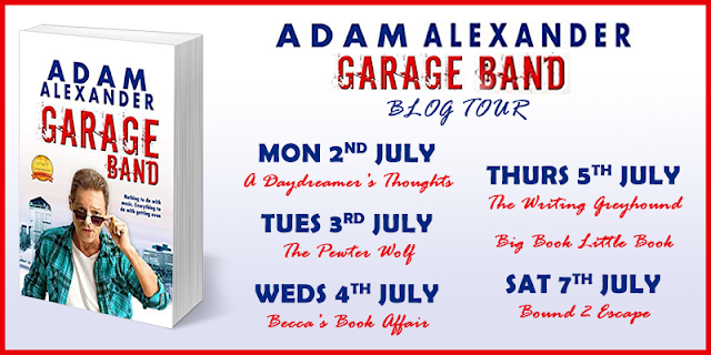 garage-band, adam-alexander, book, blog-tour