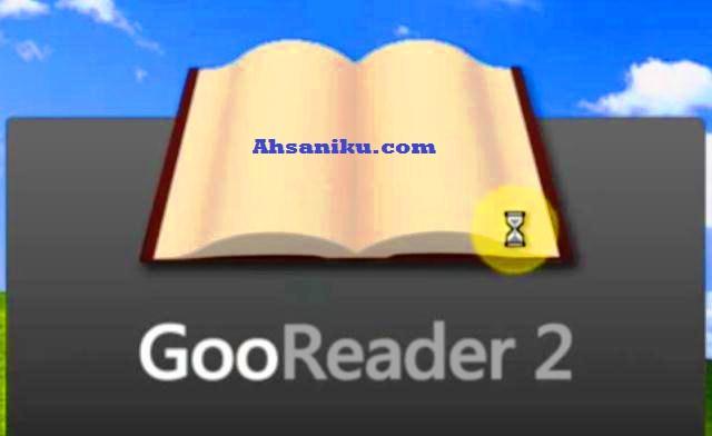 Cara Download Google Books dengan GooReader