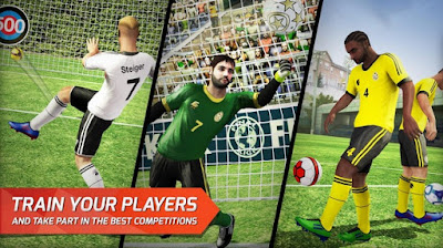 Final Kick Online Football v7.1.3 for Android (MOD Unlocked)
