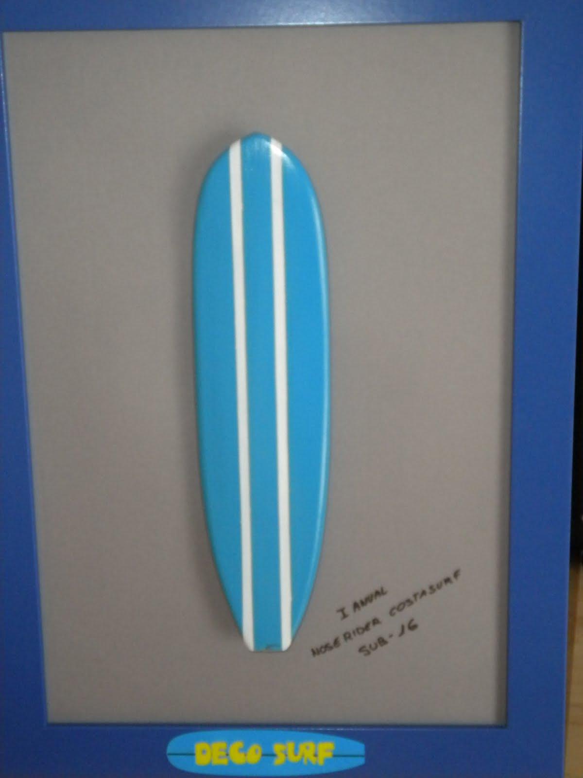 deco surf artesania anual nose rider. Black Bedroom Furniture Sets. Home Design Ideas