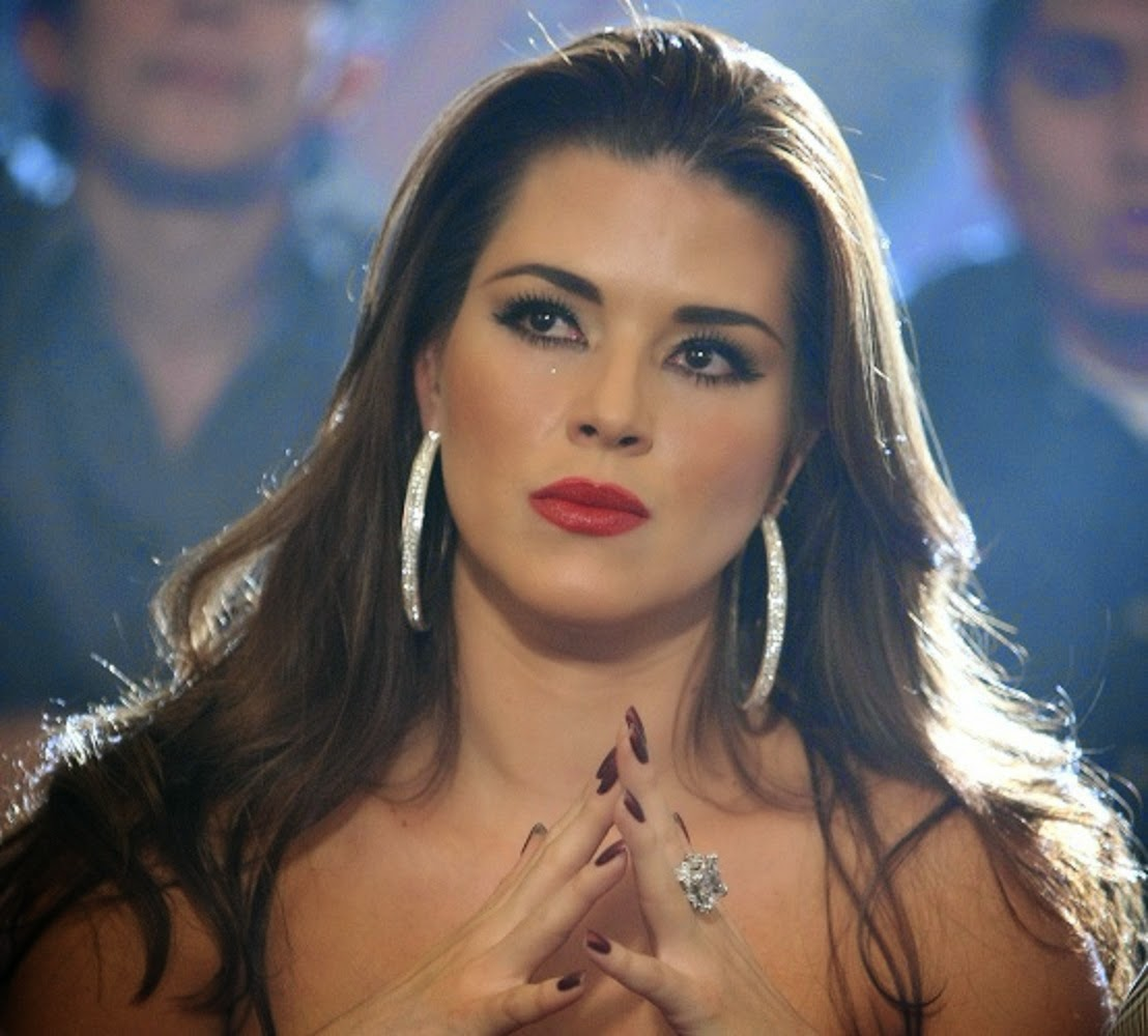 CELEBRITIES HD WALLPAPER DOWNLOAD: Alicia Machado HD