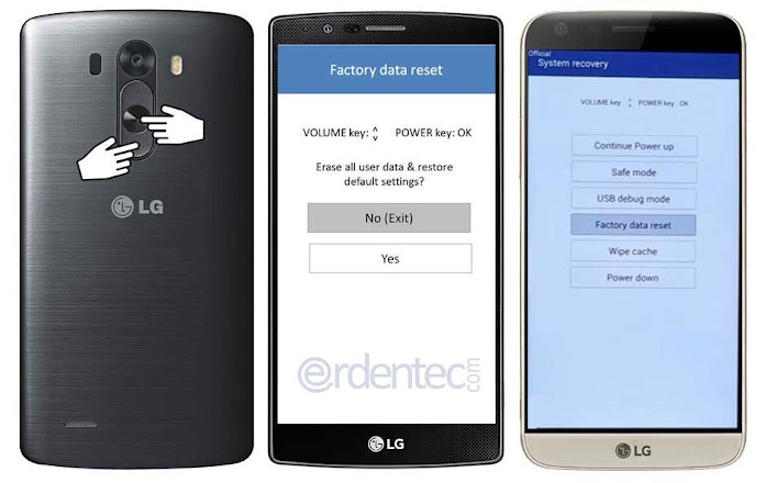 Format LG Phone, How to Hard Reset LG Phones [GUIDE]