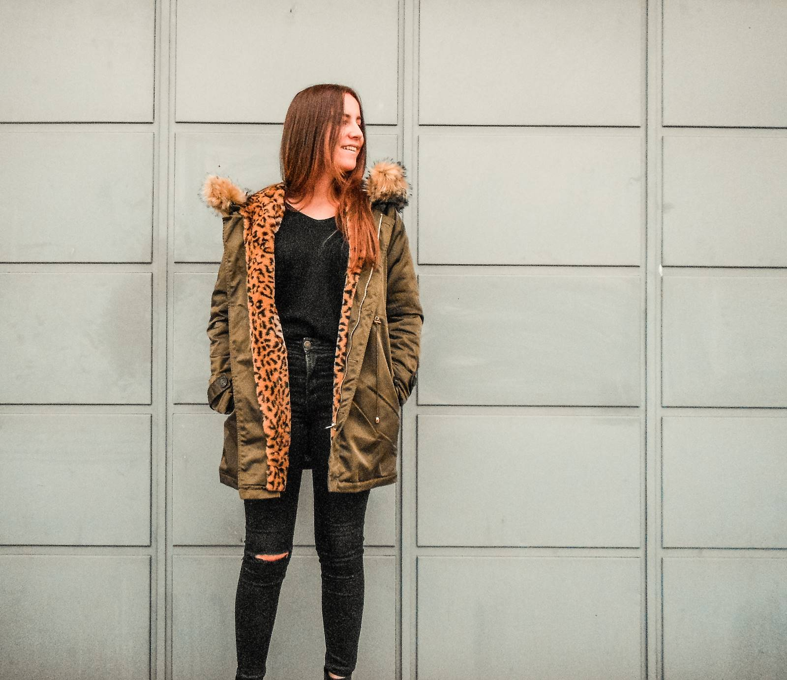 OOTD | Warm Coat from Loavies and Opinion About Quality